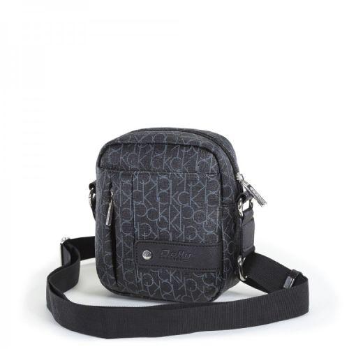 Мужская сумка CK Mini серая
