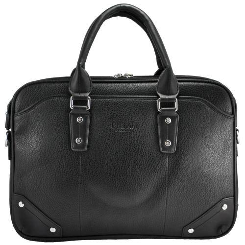 Портфель Dr.Bond 53400067 черный