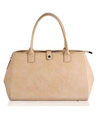 Женская сумка Alba Soboni А 14006 Elegance бежевая