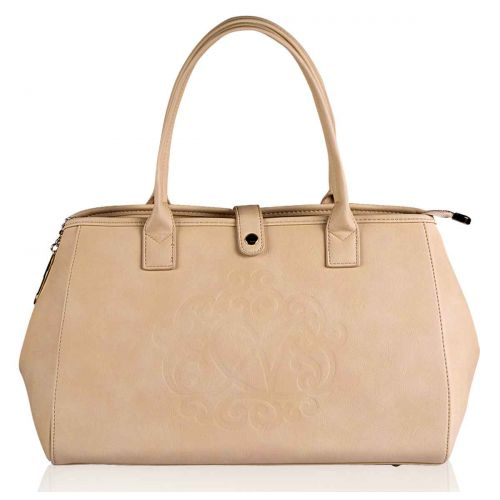 Женская сумка Alba Soboni А 14006 бежевая