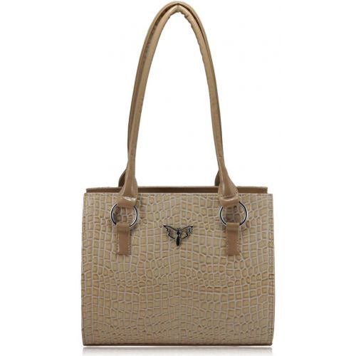 Женская сумка 35252 бежевая