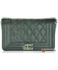 Женская сумка 1415-4 черная