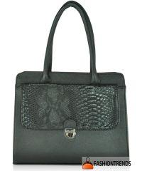Женская сумка 2516-4 черная