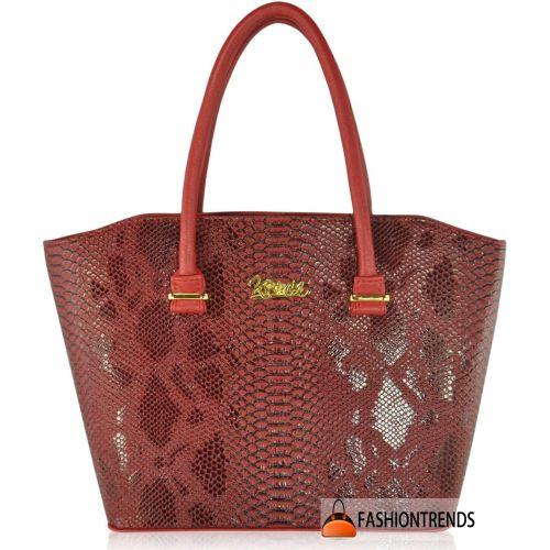 Женская сумка 1516-1 красная