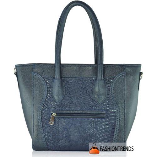 Женская сумка 4514-1 синяя