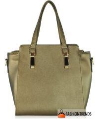 Женская сумка 3316-2 бронзовая