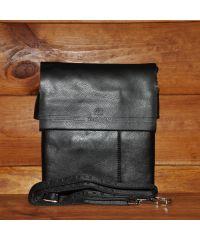 Мужская сумка Bretton 090 black черная