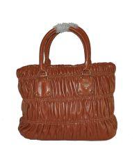 Женская сумка Falten Big коричневая