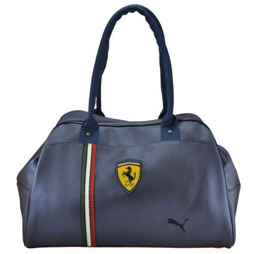 Спортивная сумка Puma Ferrari трансформер синяя