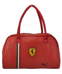 Спортивная сумка New красная