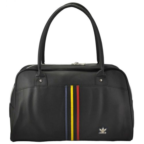 Спортивная сумка New черная