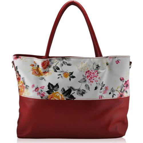 Женская сумка 3415 красная