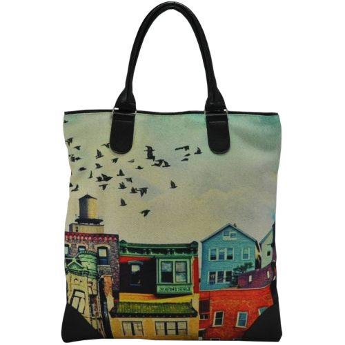 Женская сумка Comfort Town черная