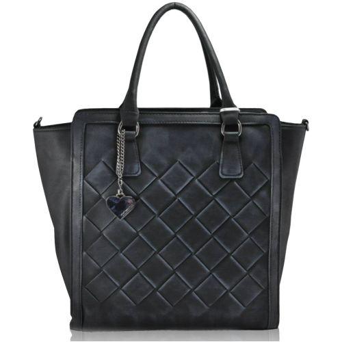 Женская сумка BALIFORD 893 черная