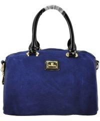 Женская сумка 68-25 синяя