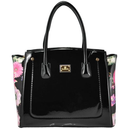 Женская сумка 11-11 Chamomile черная