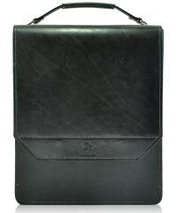 Мужская сумка Grande Pelle черная