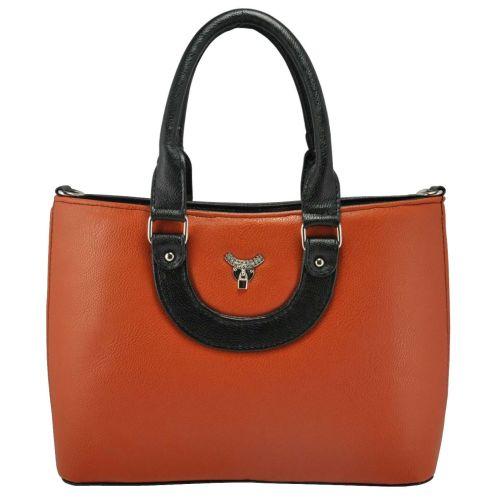Женская сумка 4715 коричневая