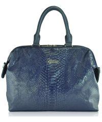 Женская сумка 2116-8 синяя