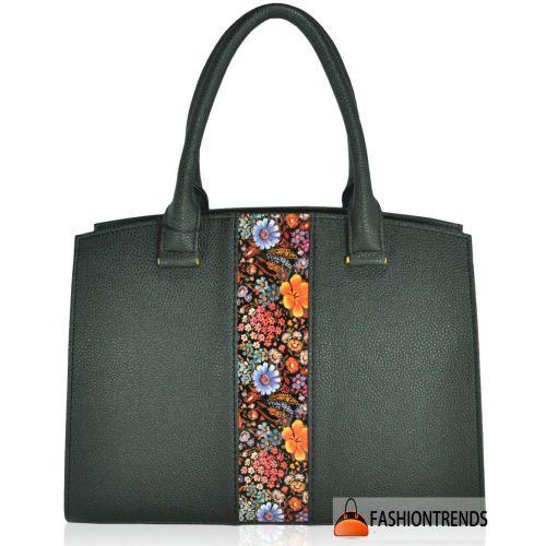 Женская сумка 3716-4 черная
