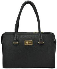 Женская сумка 5215 кружево черная