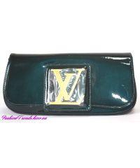Клатч Louis Vuitton Sobe темно-бирюзовый