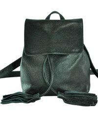 Кожаный рюкзак Biti черный