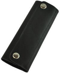 Ключница кожаная kl-7 черная