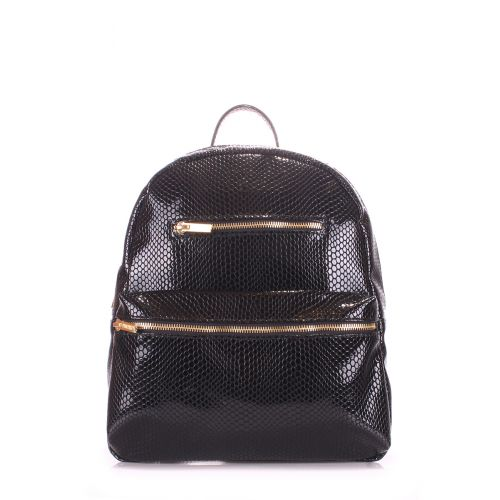 Рюкзак PoolParty mini-bckpck-lizard-black