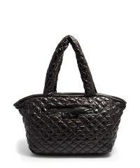 Стеганая сумка poolparty pool-cocoon-black
