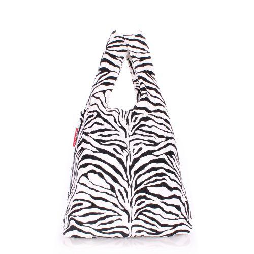 Женская сумка Poolparty pool-20-zebra