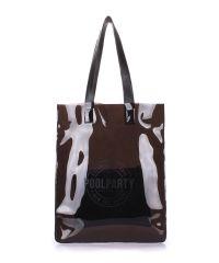 Женская силиконовая сумка toxic-black