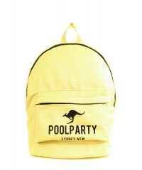 Рюкзак молодежный PoolParty backpack-kangaroo-yellow