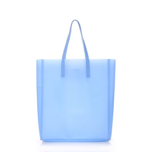Женская силиконовая сумка poolparty-city-gossip-blue