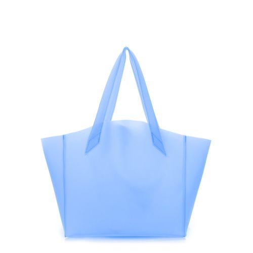Женская силиконовая сумка poolparty-fiore-gossip-blue