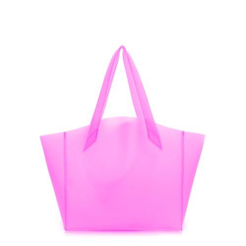 Женская силиконовая сумка poolparty-fiore-gossip-pink