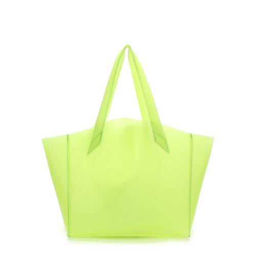 Женская силиконовая сумка poolparty-fiore-gossip-green