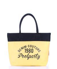 Женская сумка Poolparty paradise-yellow-black