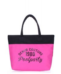 Женская сумка Poolparty paradise-pink-black