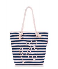 Женская сумка PoolParty anchor-blue