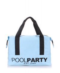 Спортивная сумка Poolparty pool-12-lightblue