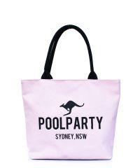 Женская сумка Poolparty pool-9-rose