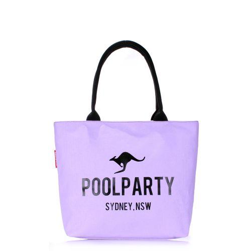 Женская сумка Poolparty pool-9-lilac