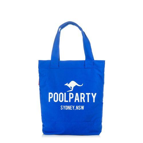 Женская сумка Poolparty pool1-blue