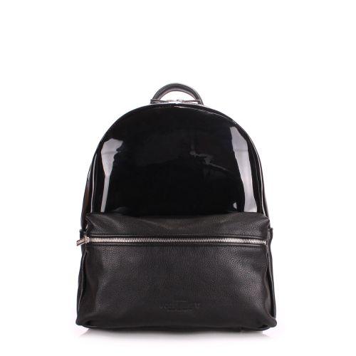 Рюкзак PoolParty mini-bckpck-transparent-black