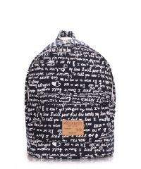 Рюкзак молодежный PoolParty backpack-signature-darkblue