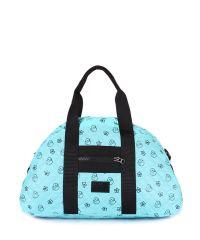 Стеганая сумка PoolParty alaska-ducks-blue
