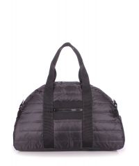 Стеганая сумка PoolParty alaska-stripe-black