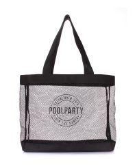 Женская сумка Poolparty mesh-beach-tote