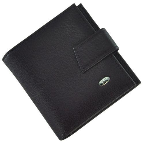 Кожаный кошелек ST430 фиолетовый